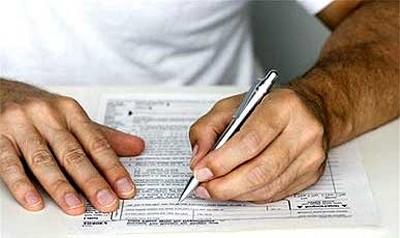 единая упрощенная налоговая декларация образец заполнения