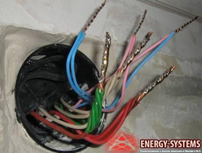 образец журнал производства электромонтажных работ