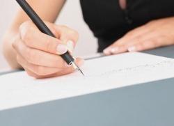 форма делового письма образец