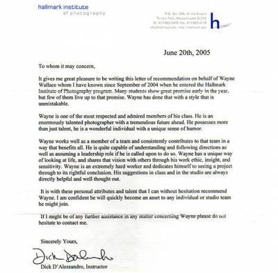 рекомендательное письмо образец для студента в магистратуру