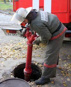 акт испытания пожарных гидрантов образец
