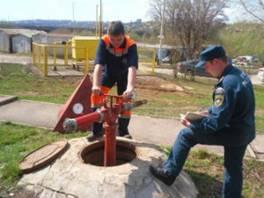 акт проверки наружного противопожарного водопровода образец - фото 11