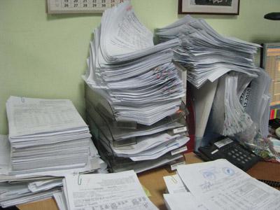 резюме бухгалтера на первичную документацию образец